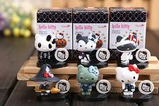 Hello Kitty Halloween Figure Sanrio Figures Limited Mini Lot X New Set 6pcs Box