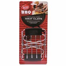 TableCraft BBQ Series Heavy Duty Stainless Steel Meat Claws - Set of 2