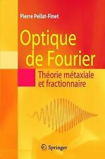 OPTIQUE DE FOURIER - NEW PAPERBACK BOOK