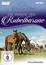 DVD Die Horses the Ruble barone Hoch to Ross Arte DVD Film from Wolfgang Wegner