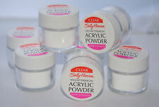 24 x Sally Hansen Acrylic Powder Teflon Strength | Clear | Wholesale