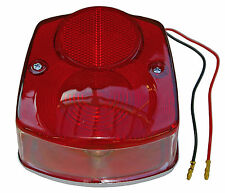 Suzuki GP100 GP125 rear light complete (read listing for years) - fast despatch