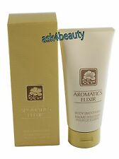 Aromatics Elixir By Clinique 6.8oz/200ml Body Smoother For Women New In Box