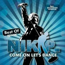 Nik P. - Come On Let's Dance - Best Of Remix *CD*NEU*
