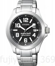 NEW CITIZEN PROMASTER x mont-bell BN0111-54E Watch Limited Express/S from JAPAN