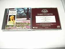 Tammy Wynette -country classics Readers Digest -3 cd 75 tracks -1994