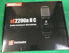 New sE Electronics sE2200A II C Condenser Studio Microphone - Free XLR Cable