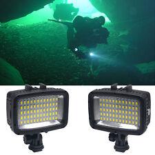 40m Waterproof Diving 60 LED Video Light Lighting for GoPro Hero 4 3 DSLR Camera