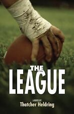 Thatcher Heldring - League (2013) - Used - Trade Cloth (Hardcover)