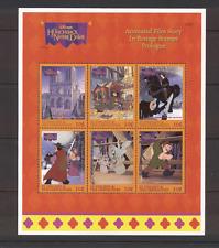 St. Vincent 1996 Disney/HORSE/Hunchback 6v sht n12002