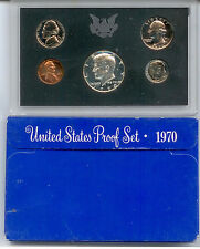 1970-S US PROOF SET   silver kennedy  OVER $1MILLION IN EBAY SALES #zZ1