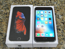 New iPhone 6S Plus 64gb Gray AT&T Only APPLE WARRANTY  FAST SHIPPING