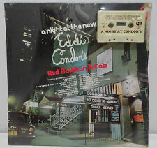 Improv Jazz Red Balaban & Cats A Night At The New Eddie Condon's Sealed Cassette