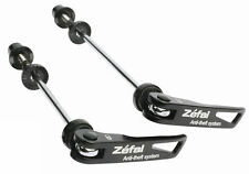 Zefal Lock n Roll Mtb - Bike Wheel Skewers Quick Release - Alloy