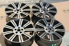 """22"""" Alloy Rims For Range Land Rover HSE LR3 LR4 Super Charger Wheels Set of 4"""
