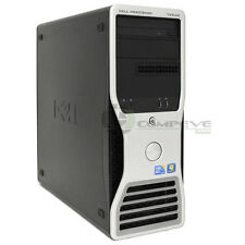Dell Precision T5500 Intel Xeon E5506 8GB 600GB SSD Quadro FX 4800 Workstation
