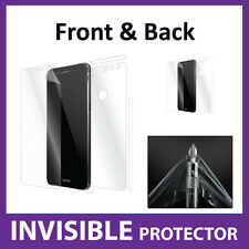 Huawei Honor 8 Screen Protector Front and Back FULL Coverage Invisible Shield