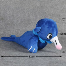 PELUCHE POPPLIO 17 CM POKEMON GO ROBBALL OTAQUIN PLUSH DOLL SOLE LUNA ANIME #1