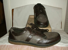 "*NIB* SONOMA ~ MENS BROWN ""CRUISER"" OXFORD SHOES~ 11 M"
