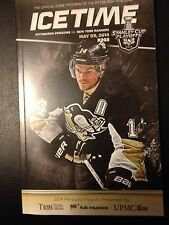 Pittsburgh Penguins Stanley Cup Program R2G5 5/9/14