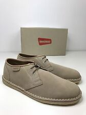 BNIB CLARKS ORIGINALS MENS JINK LOW DESERT BOOT SHOE SAND SUEDE UK 9