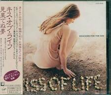 KISS OF LIFE - REACHING FOR THE SUN - Japan CD-NEW 1993