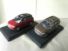 1/64 die-cast models HAVAL SUVs by GREAT WALL AUTO, H2 and H8 highly detailed