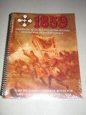 1859: Grand Tactical Rules for the Second Italian War of Independence (New)