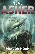 Prador Moon A Polity Novel BRAND NEW BOOK by Neal Asher (Paperback 2011)