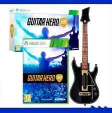 NEW Guitar Hero Live Bundle - XBOX 360  Mfg Sealed