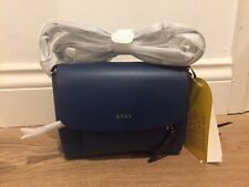 DKNY Greenwich Smooth Leather Mini Cross-Body Bag RRP £190