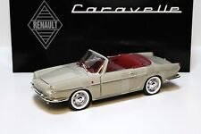 1:18 Norev Renault Floride Caravelle beige NEW bei PREMIUM-MODELCARS