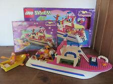 LEGO BELVILLE Friends GROß Boot Schiff Yacht 5848 OVP Zust gut RAR BOAT CRUISER