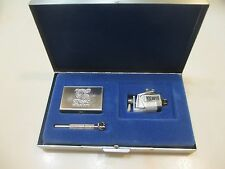STANTON 881S CARTRIDGE AND GENUINE STANTON D81 STYLUS IN METAL DISPLAY CASE