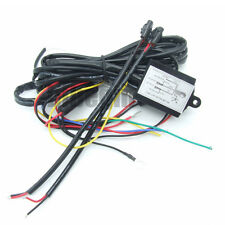 12V Car Auto LED Daytime Running Light Relay DRL Controller ON OFF Switch