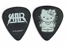 All American Rejects Guitar Pick  - Hello Kitty Pick. 2010 Tour. Pick. Black