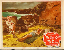 THE SIGN OF THE RAM orig 1948 lobby card poster ALEXANDER KNOX/PHYLLIS THAXTER