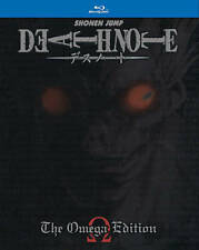 Shonen Jump Death Note Complete 37 Episodes Omega Edition NEW 6-DISC BLU-RAY SET