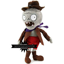 PIANTE CONTRO ZOMBI COWBOY PELUCHE plants vs zombies 2 zombie plush west toy new