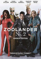 Zoolander 2 DVD, 2016 -   - BRAND NEW, free shipping