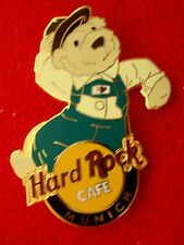 HRC Hard Rock Cafe Munich München City Bear Series 2005 Herrington LE300