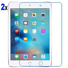 2X Premium Tempered Glass Screen Protector Film for Apple iPad Air 1 2 -9.7""
