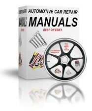 AUTOMOTIVE CAR WORKSHOP SERVICE REPAIR MANUALS DVD