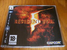 Resident Evil 5 PROMO – PS3 (Full Promotional Game) PlayStation 3