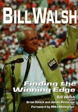 Finding the Winning Edge by Brian Billick, Bill Walsh and James Peterson (1997,