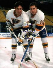 CAVALLINI Blues BROTHERS 8X10 Early 90s @ The St. Louis ARENA MEMORIES Very NICE