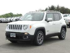 Jeep: Renegade FWD 4dr Limi