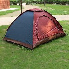 Outdoor 2 person Camping Tent Folding Portable 2 layered Light weight Hiking