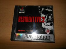 Resident EVIL 2 SONY PLAYSTATION 1 ps1 ps2 PAL GRATIS UK