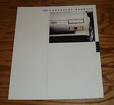 Original 1994 Chevrolet Beretta Sales Brochure 94 Chevy